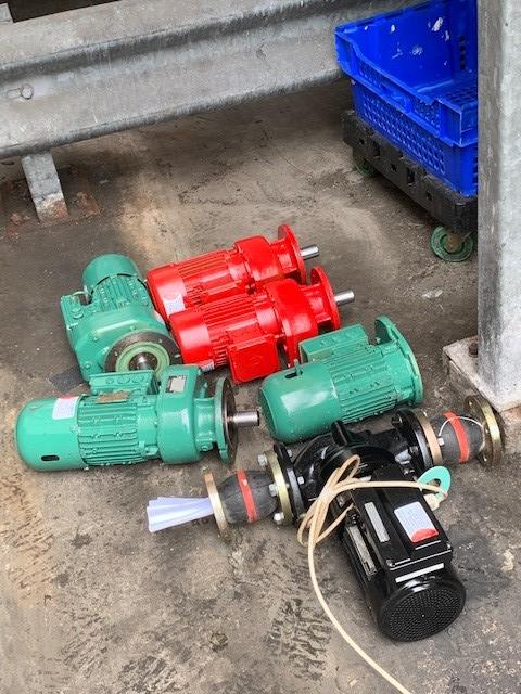 Repairs to Motor