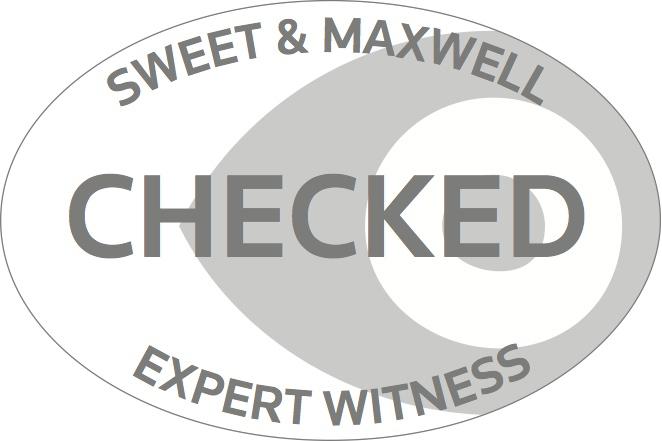 Expert Winess Sweet & Maxwell
