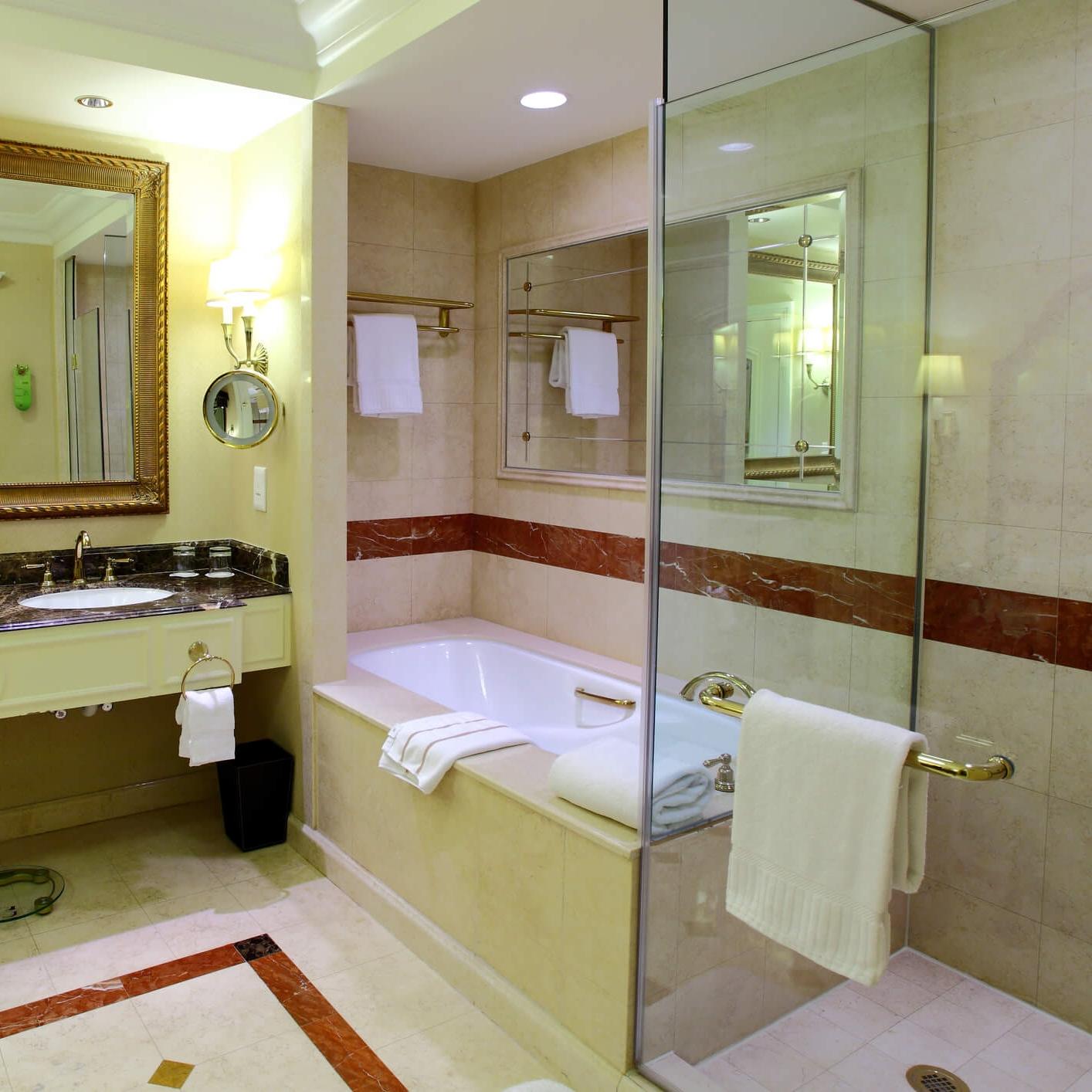 Refurbished Bathroom.