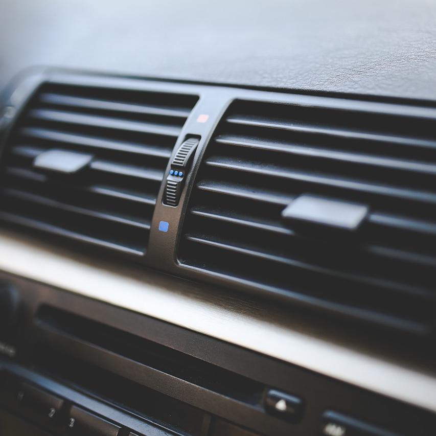 car ventilation holes