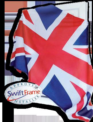 Swift Frame Logo