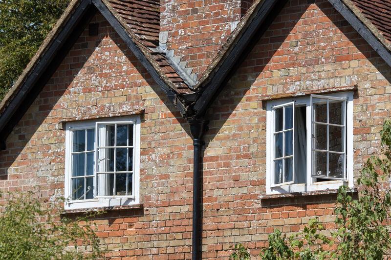 Picture of sash windows