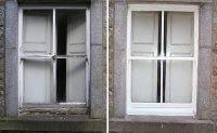 Picture of sash windows