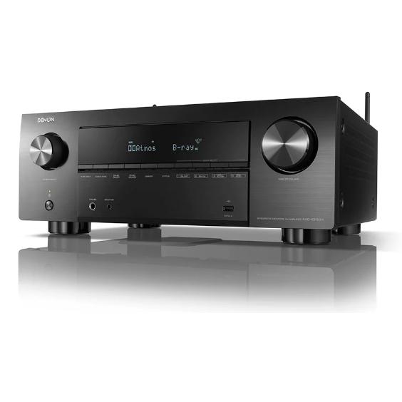 Home Cinema Amplifiers - Denon AVCX3700H