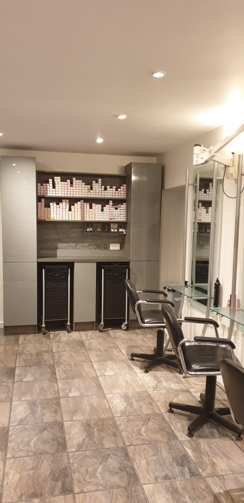 Modern Hair Dressing Salon