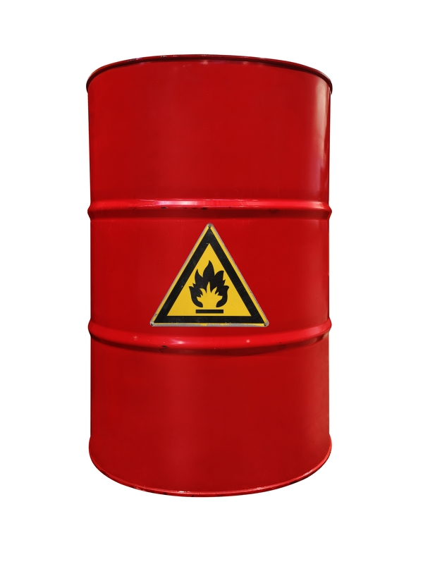 Flamable Cannister