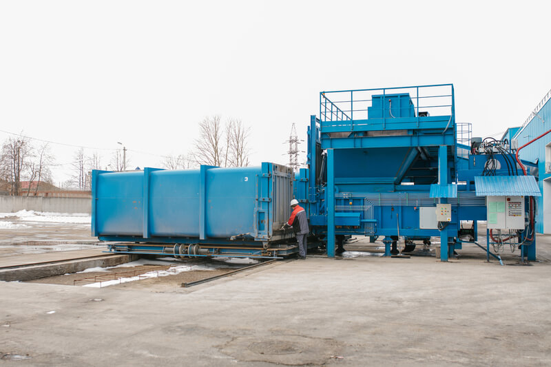 Waste Processing Plant