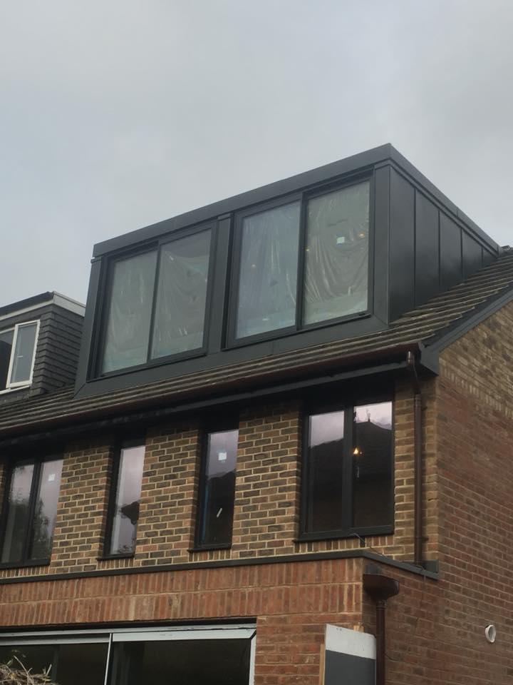 Zinc Roofing Wandsworth Eco Roofing
