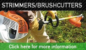 Stimmers & Brushcutters