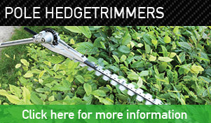 Pole Hedgetrimmers