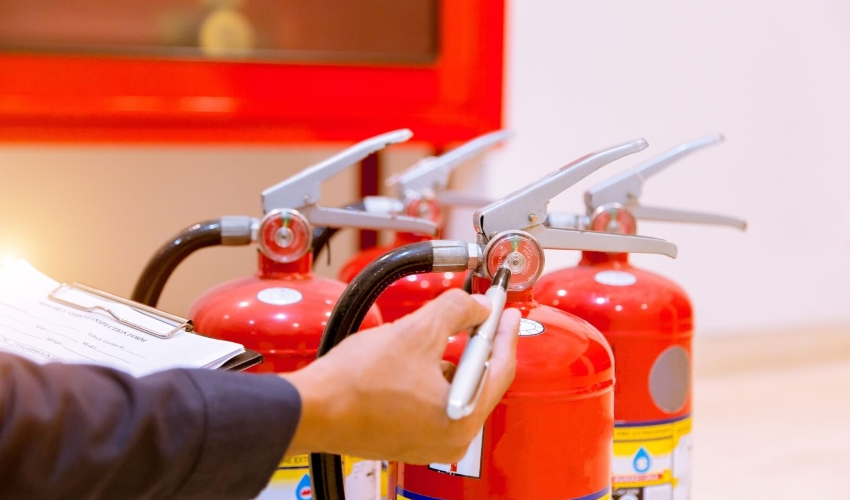 Fire Extinguisher Courses