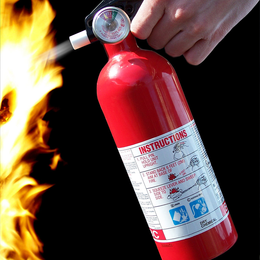 Fire Safety Awareness Course (As above with practical use of fire extinguishers)