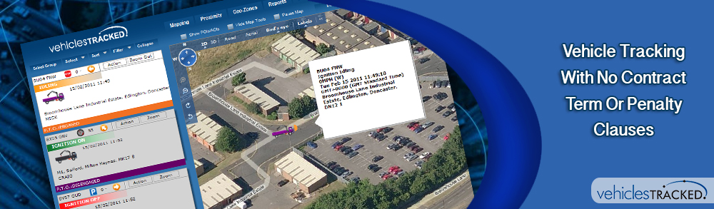 GPS Vehicle Tracking System | Trailer Tracking | Vehicle