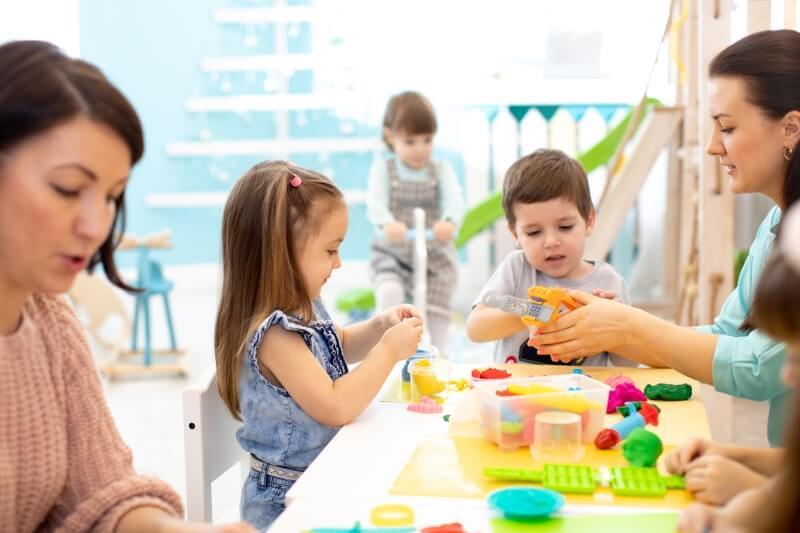 3-5 Children Experience