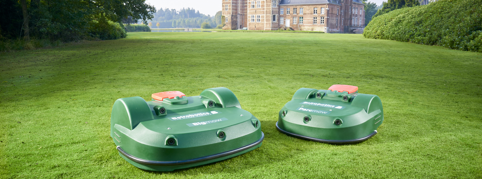 Belrobotics Mowers
