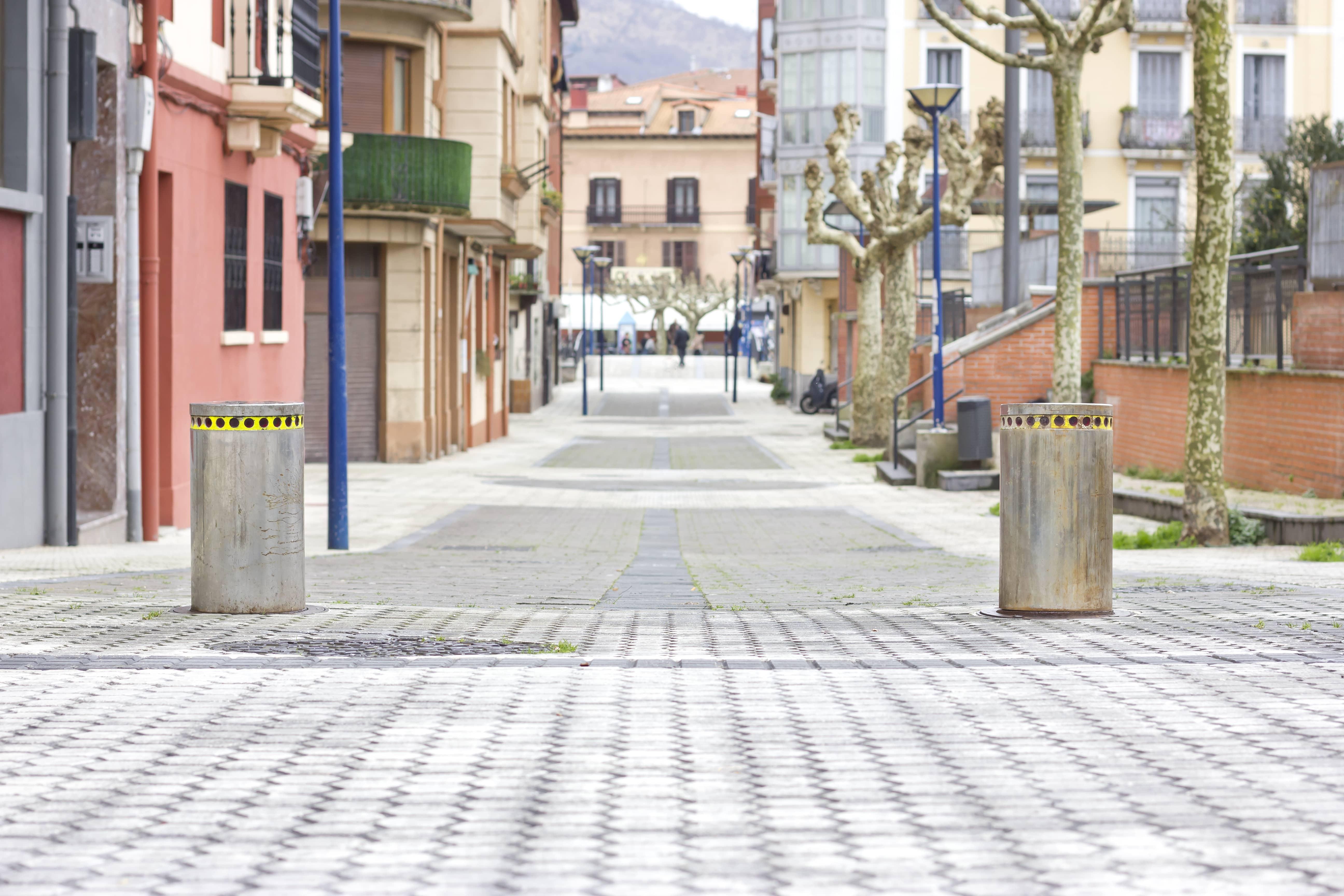 Street bollards