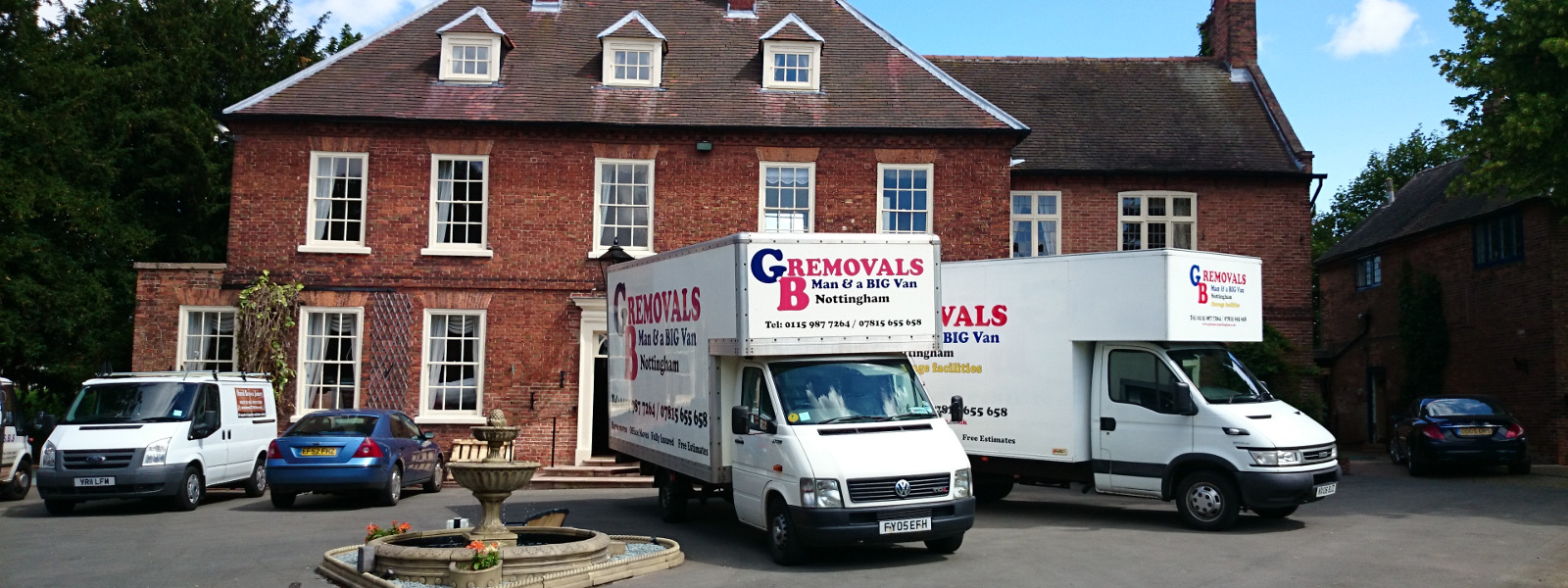GB Removals