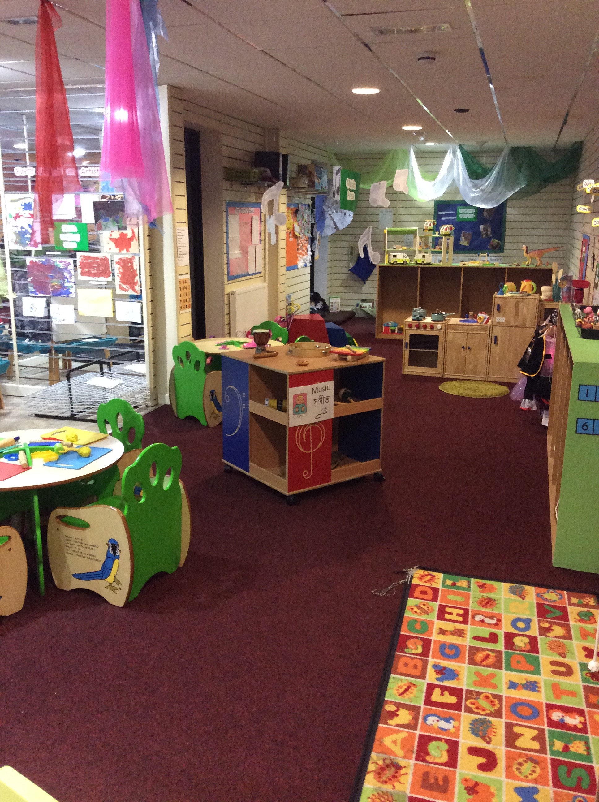 Children's Nursery Glodwick