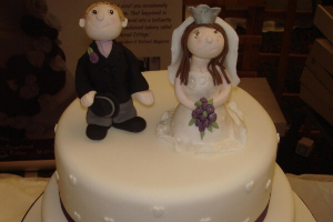 Please take a look at our Wedding Cakes Gallery