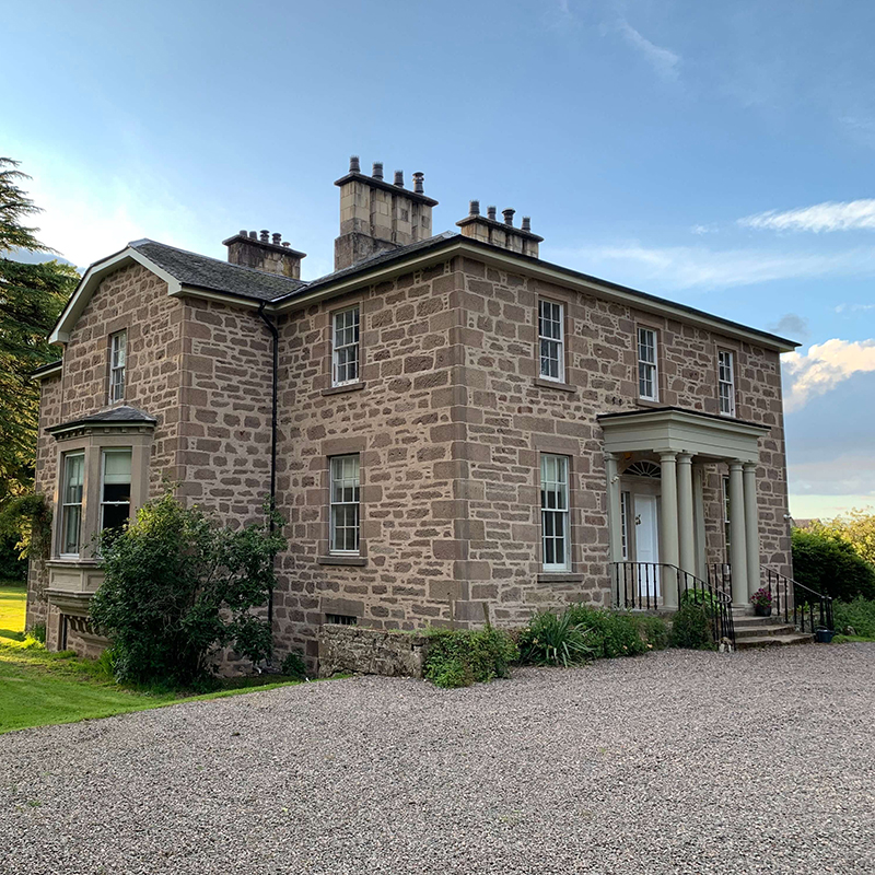 Brackla House
