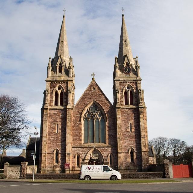 St Peters Church, Buckie