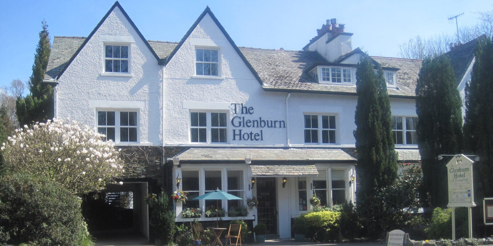 Welcome to the Glenburn Hotel