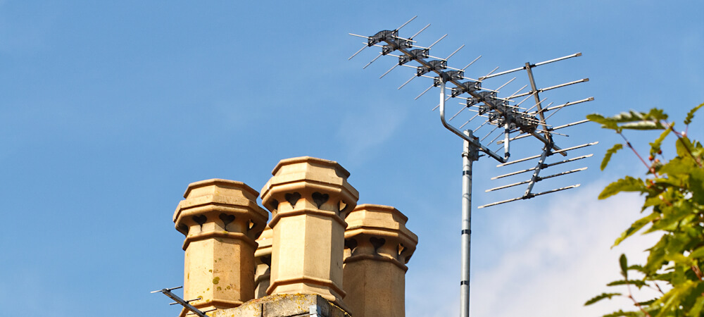 Digital Aerials for Freeview