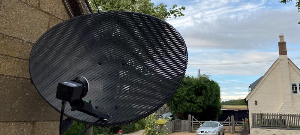 Sky and Freesat Installations