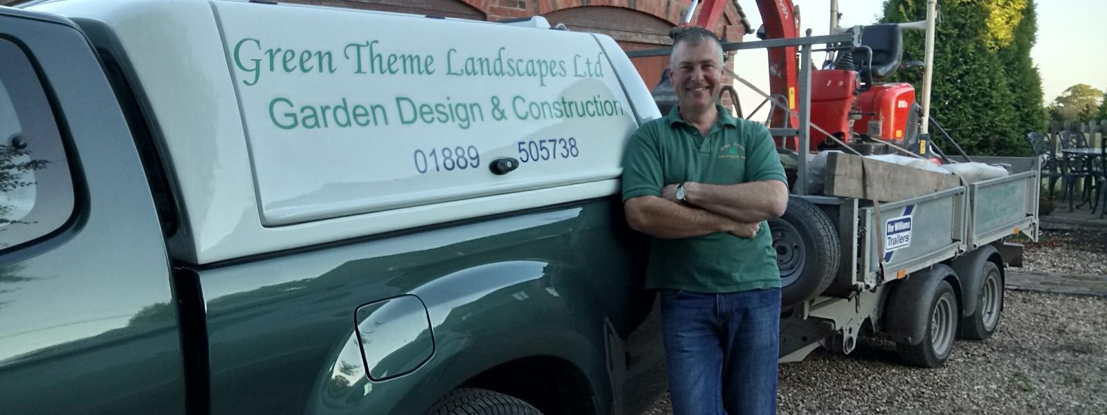 Landscape Gardeners Milwich, Stafford