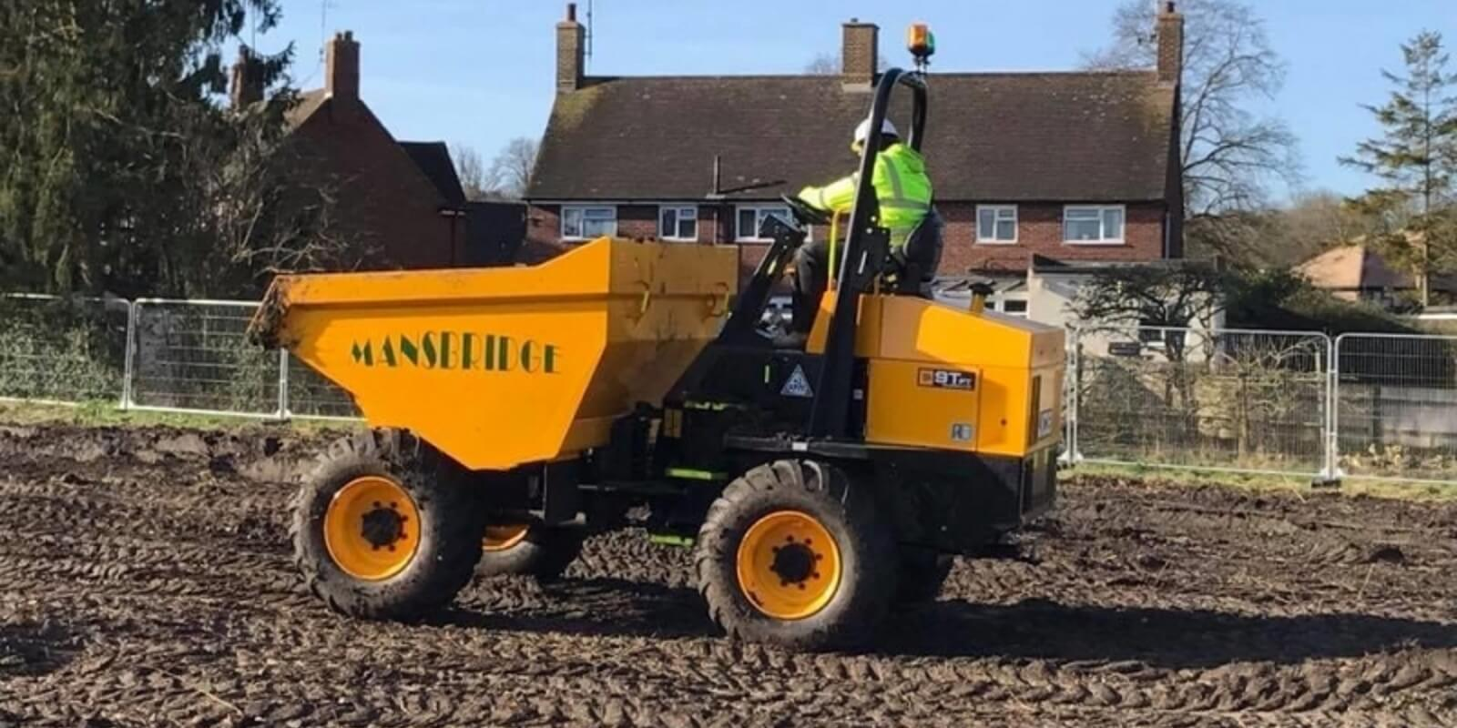 Groundwork and Building Contractor Oxford