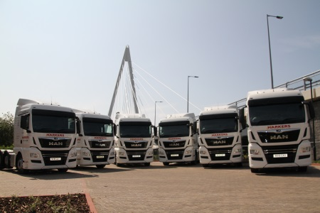 Harkers Transport fleet