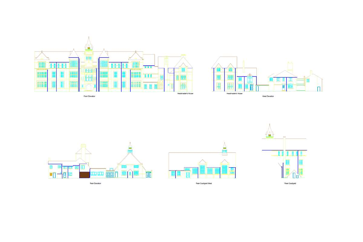 Measured Buildings