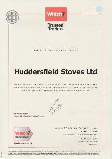 Huddersfield Stoves Ltd - Trusted Traders