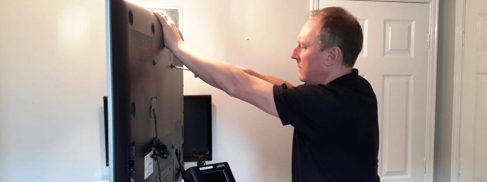 TV & Monitor Repairs