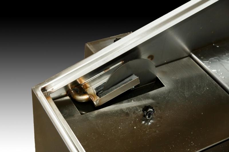 Bw Tl750 Top Loading Washer Industrial Range Blastwash