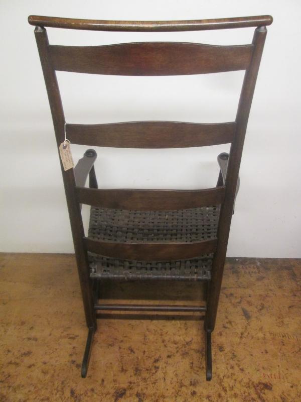 Original Antique American Shaker Rocking Chair. Item Alt · Item Alt Item  Alt ... - Original Antique American Shaker Rocking Chair - Chairs Of Oxford