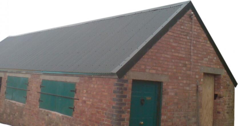 Stock Sheeting Tamworth Staffordshire Tinman Steels Ltd