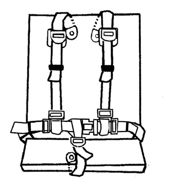Stairlift Harness
