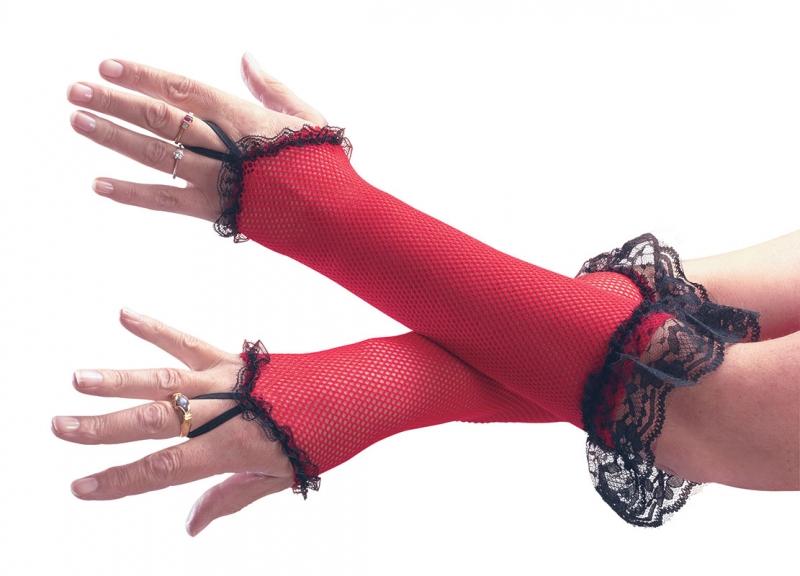 Сшить перчатки на один палец 493