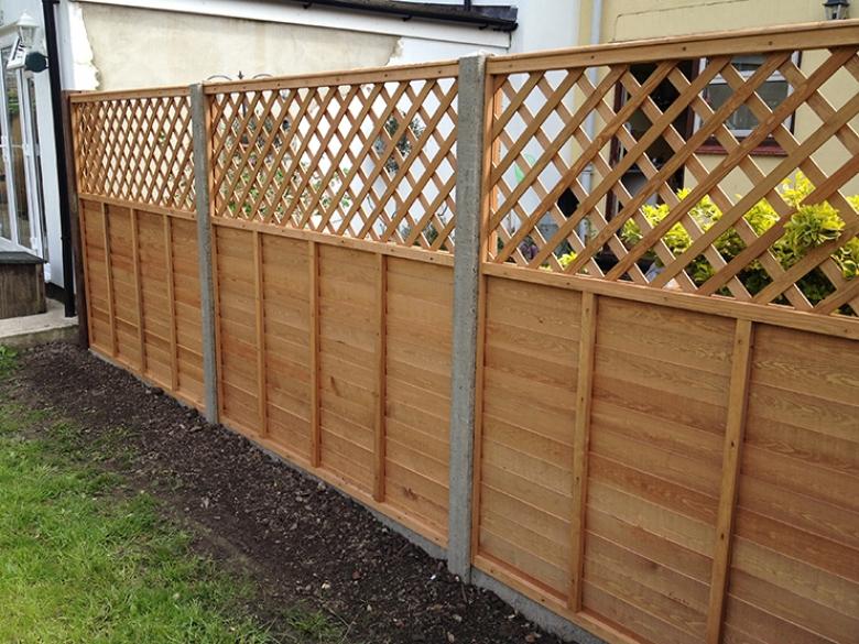 Lap Fence Panel Work 3 - GreenFellas
