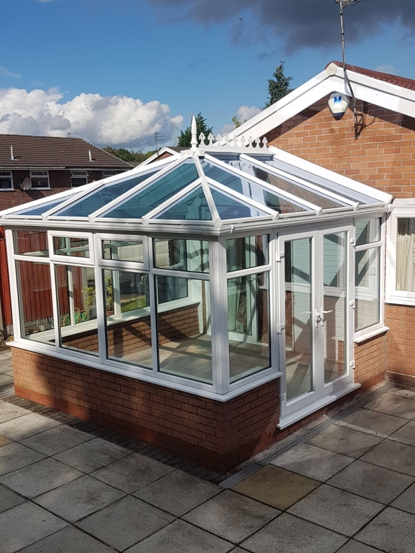 Conservatory Upgrades In The North West Staywarm Energy