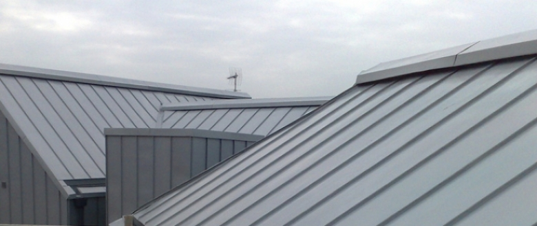 Copper Roof Photography Surrey Eco Roofing