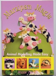 Marzipan Magic - Animal Modelling made easy