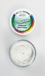 Edible Silk - Green Fusion