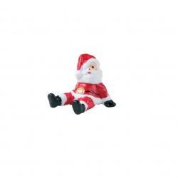 Santa sitting over - 38mm