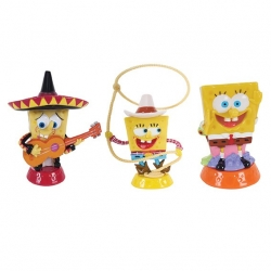 Assorted Spongebob Squarepants Figures