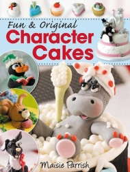 Character cakes - Maisie Parrish