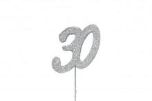 Glitter Number 30