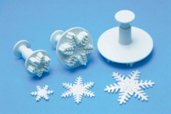 Snowflake cutter - 25mm