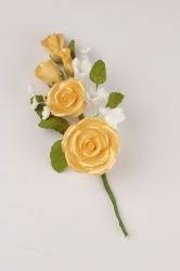 SugarDec Rose Spray 145mm